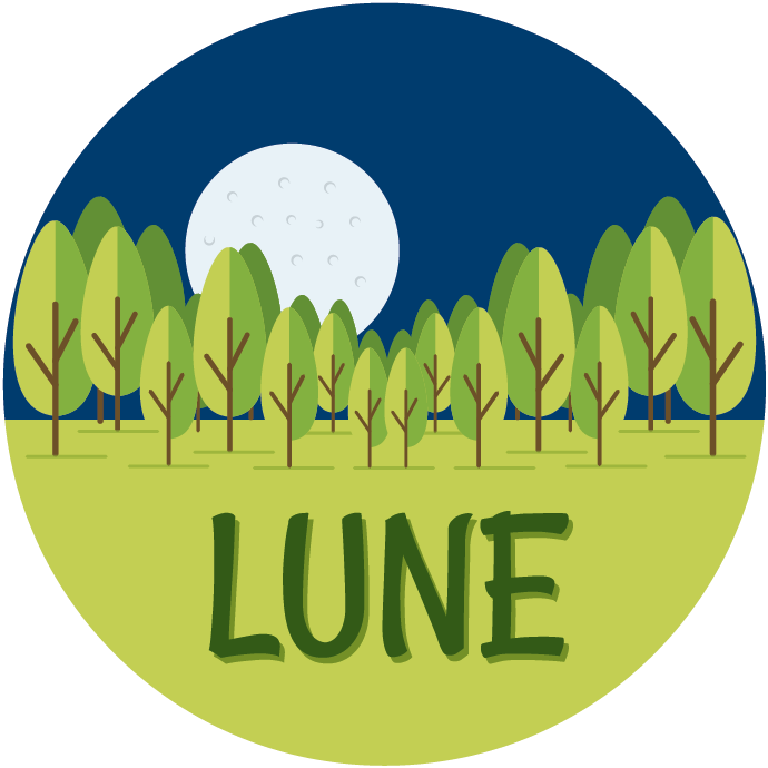 LUNE Concept Logo
